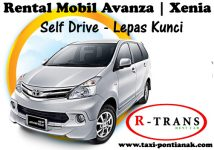 Rental Mobil | All New Avanza | All New Xenia