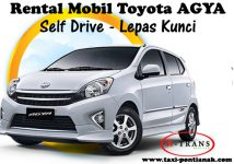 Rental Mobil | All New Toyota AGYA